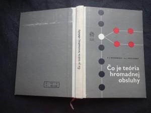 náhled knihy - Čo je teória hromadnej obsluhy : Teória frontov