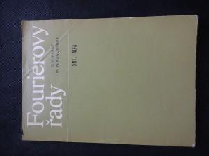 náhled knihy - Fourierovy řady