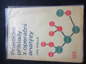 náhled knihy - Praktické příklady z operační analýzy