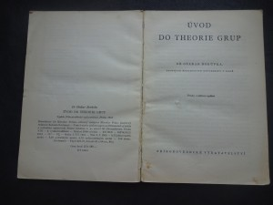 náhled knihy - Úvod do theorie grup