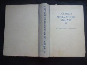 náhled knihy - učebnice matematické analysy II