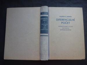 náhled knihy - Diferenciální počet : Pokračování Úvodu do počtu diferenciálního
