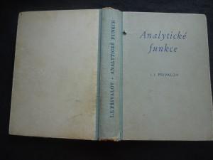 náhled knihy - Analytické funkce