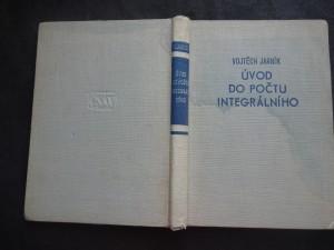 náhled knihy - Úvod do počtu integrálního