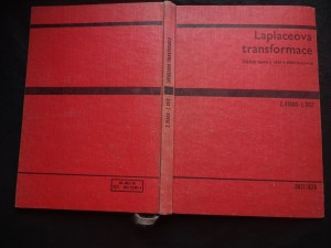 náhled knihy - Laplaceova transformace : základy teorie a užití v elektrotechnice