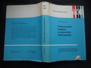 náhled knihy - Funkcionální analýza a numerická matematika