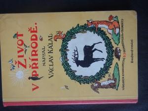 náhled knihy - Život v přírodě u nás a v cizině. Díl 1, U nás