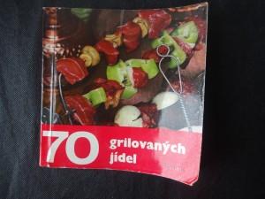 náhled knihy - 70 grilovaných jídel