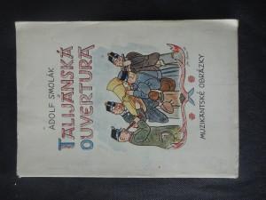 náhled knihy - Talijánská ouvertura : muzikantské obrázky. Kniha první