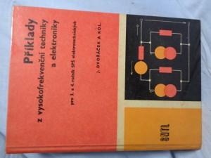 náhled knihy - Příklady z vysokofrekvenční techniky a elektroniky