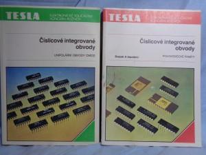 náhled knihy - Číslicové integrované obvody : polovodičové paměti bipolární a Unipolární obvody CMOS