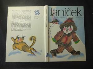náhled knihy - Janíček