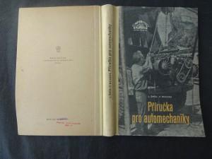 náhled knihy - Příručka pro automechaniky : Na pomoc cvičencům v kroužcích automechaniků Svazarmu