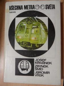 náhled knihy - Všechna metra světa