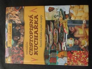 náhled knihy - Netradiční cestopisná kuchařka : buvolí křídla a jiné recepty