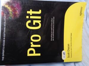 náhled knihy - Pro Git