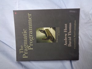 náhled knihy - The Pragmatic Programmer : From Journeyman to Master 1st Edition
