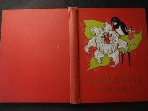 náhled knihy - Vybrané Andersenovy pohádky