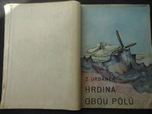 náhled knihy - Hrdina obou pólů : život Roalda Amundsena