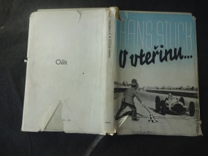 náhled knihy - O vteřinu ...