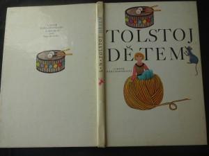 náhled knihy - Lev Nikolajevič Tolstoj dětem : Pro malé čtenáře