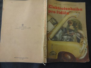 náhled knihy - Elektrotechnika pro řidiče