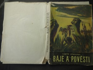 náhled knihy - báje a pověsti