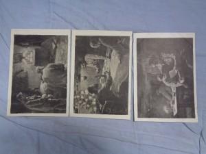 náhled knihy - Krieghilfskarte Serie V: Weihnachten an der Front