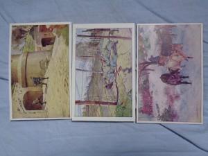 náhled knihy - Aus dem Goldenen Buche der Armee. Serie V. nr. 497, 514, 552