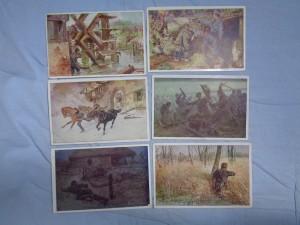 náhled knihy - Aus dem Goldenen Buche der Armee. Serie IV. nr. 431, 432, 375, 433, 435, 434