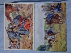 náhled knihy - Aus dem Goldenen Buche der Armee. Serie I. nr. 156, 198