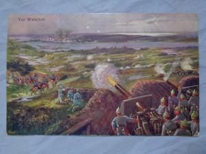 náhled knihy - Von Warschau 145-1915