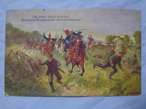 náhled knihy - Die roten Teufel kommen! 62-1915