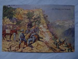 náhled knihy - Am Plateau von Doberdo B 220-1916