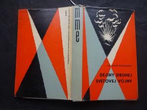 náhled knihy - Dejiny druhej svetovej vojny