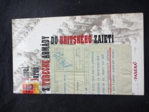 náhled knihy - Z turecké armády do britského zajetí