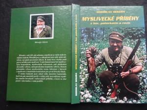 náhled knihy - Myslivecké příběhy z hor