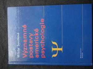 náhled knihy - Významné postavy americké psychologie