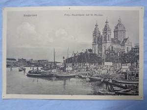 náhled knihy - Amsterdam: Prins-Hendrikkade met St. Nicolaas No. 33