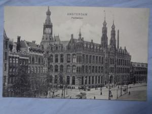 náhled knihy - Amsterdam Postkantoor