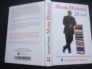 náhled knihy - Mark Dzirasa : 21 dnů s jedinečným motivačním spíkrem, koučem a mentorem