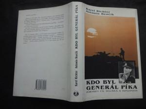 náhled knihy - Kdo byl generál Píka : portrét čs. vojáka a diplomata