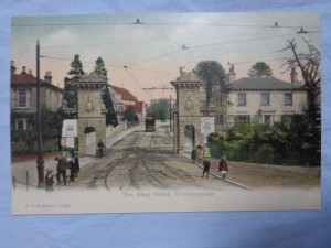náhled knihy - The Stag Gates, Southampton