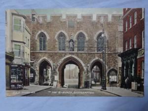 náhled knihy - The Bargate, Southampton