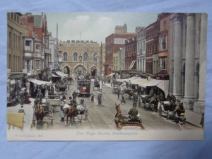 náhled knihy - The high street, Southampton