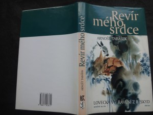náhled knihy - Revír mého srdce : lovecká vyprávění z Beskyd