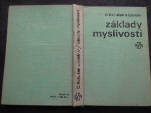 náhled knihy - Základy myslivosti