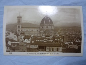 náhled knihy - FIRENZE - Cattedrale e panorama No. 1237