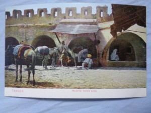 náhled knihy - TANGER: Maréchal ferrand arabe