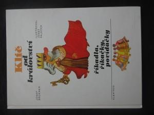 náhled knihy - Klíč  od království říkadla, říkačky a povídačky Pro děti od 5 let
